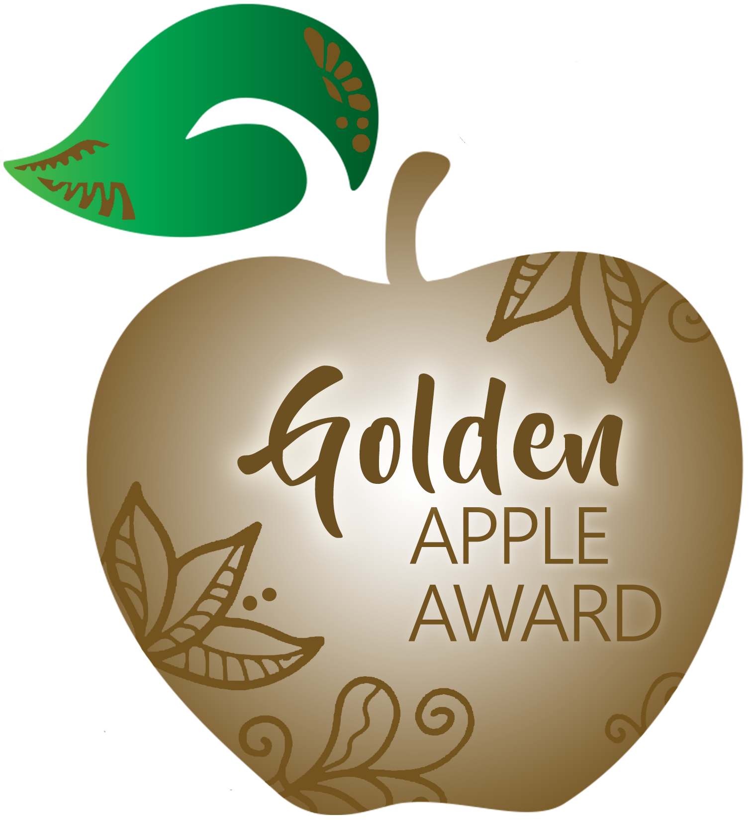 News clipart source information. Golden apple award fox