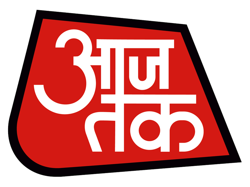 Indian channel aaj tak. News clipart watch news