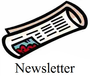 Newsletter clipart. And broadcast river forest