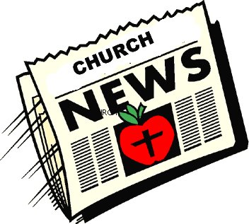 Church . Newsletter clipart
