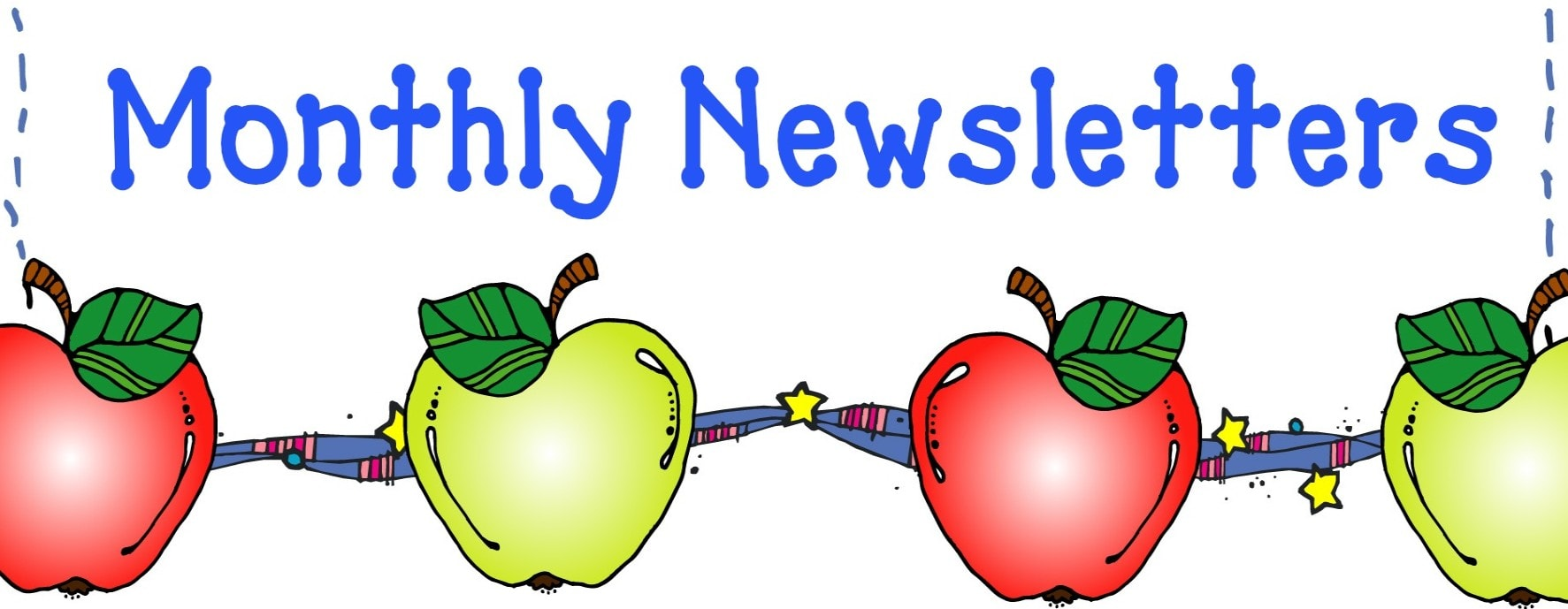 Newsletter clipart grade school. Home orchard elementary