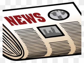 Free png clip art. Newsletter clipart local newspaper