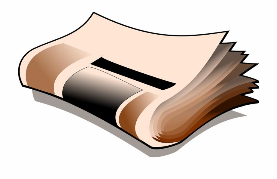 Newsletter clipart local newspaper. Journal news paper magazine