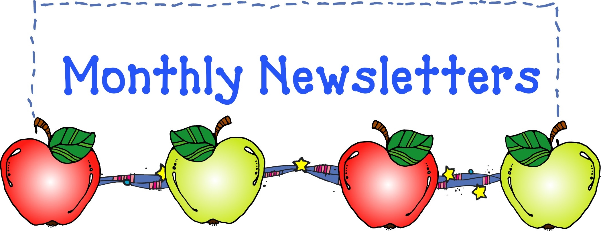 Newsletter clipart monthly newsletter. Free cliparts download clip