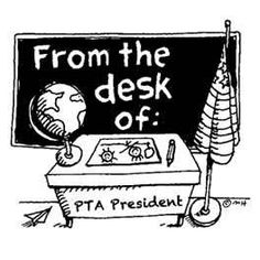 best pta clip. President clipart school