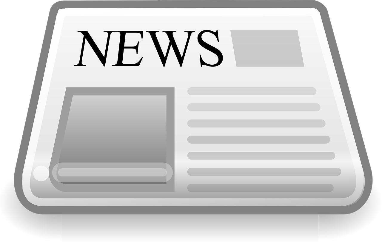 Newsletter clipart publication. Usaco corporation chosen as