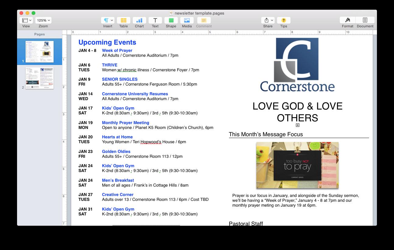 Free christian templates church. Newsletter clipart publication