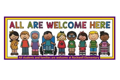 Rockwell elementary . Newsletter clipart school hour