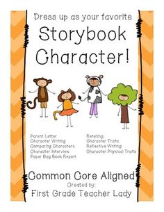 Newsletter clipart storybook character day. Parent letter for my
