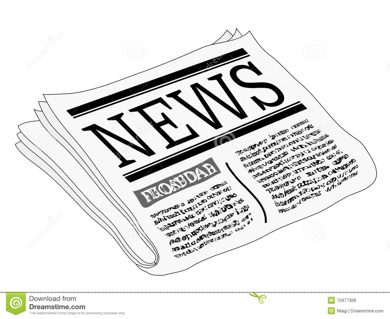 News clipart newspaper article. Clip art services panda