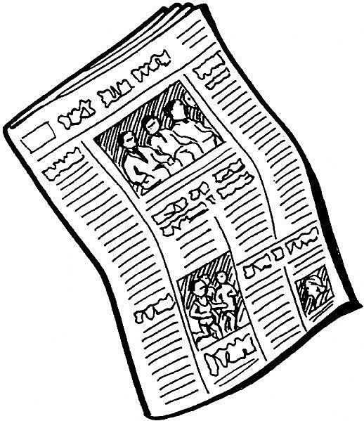Clip art free panda. Newspaper clipart