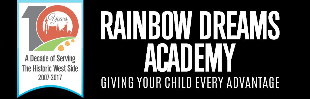 Newspaper clipart charter schools. Rainbow dreams academy school