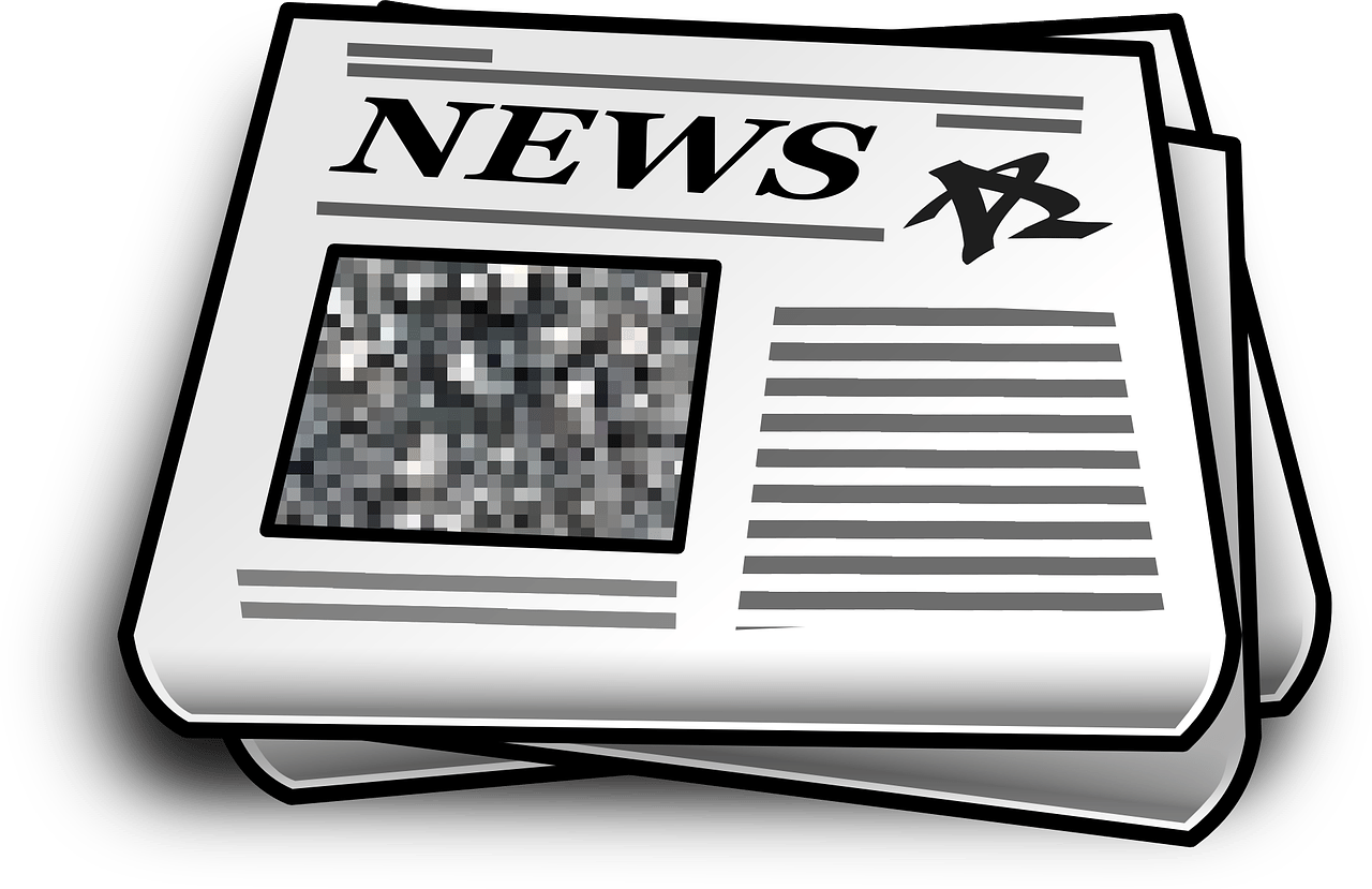 Barron information is not. Newspaper clipart chronicle