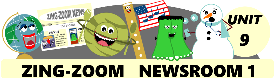 Newspaper clipart extra extra read all about it. Unit newsroom zing zoom
