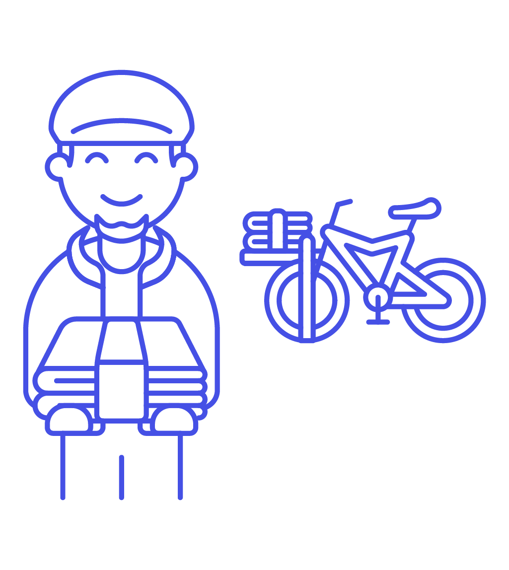 Newspaper clipart newspaper delivery. Icon image creator pushsafer