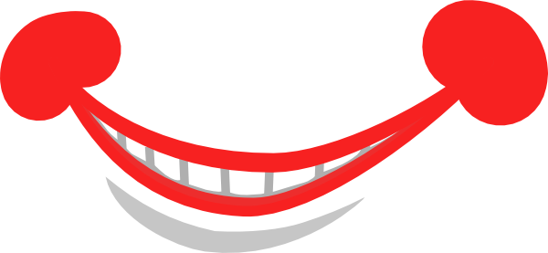 Smile clip art at. Nice clipart