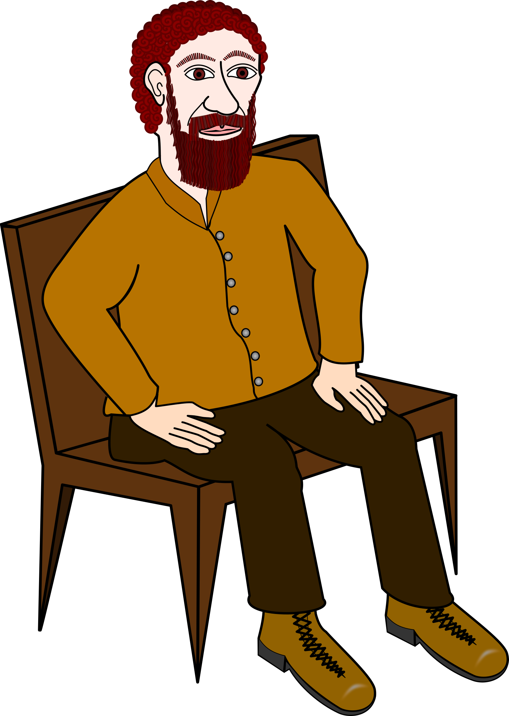 Number 1 clipart giant. Sitting big image png
