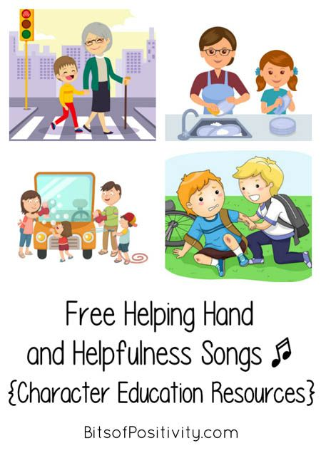 Free helping hand and. Respect clipart helpfulness