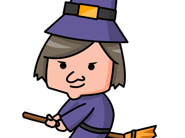 Witch clipart cute. Cartoon pictures free download