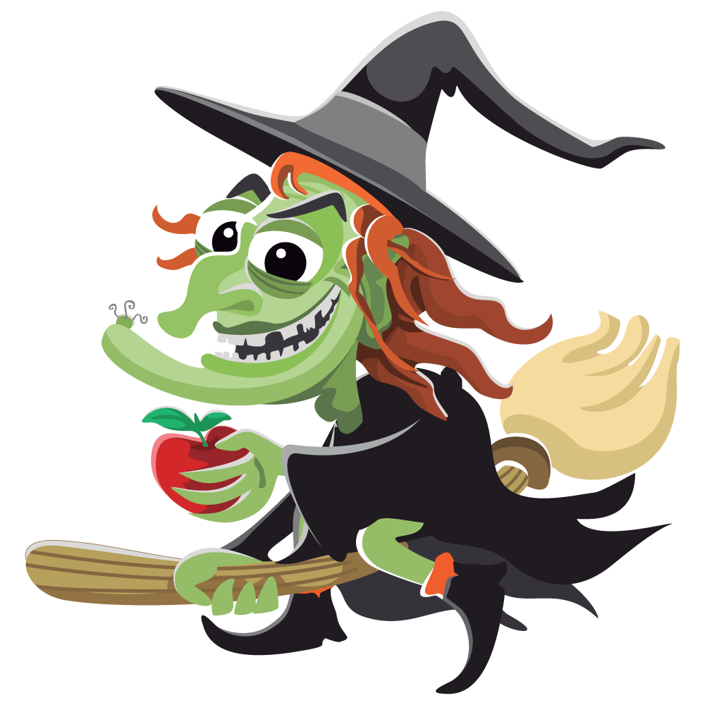 Witch clipart friendly witch. Free to use cliparts