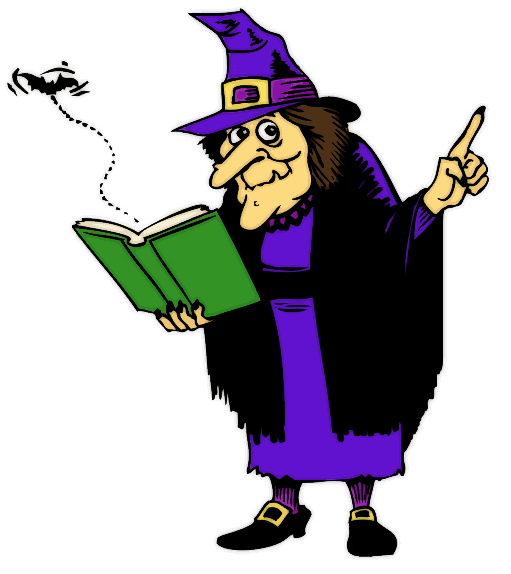 Witch clipart witch spell. Free cliparts download clip