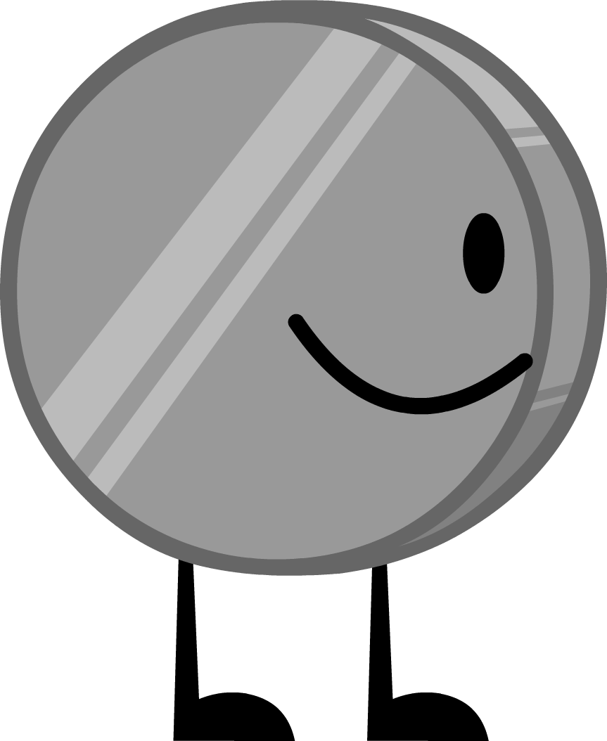 Image nickelbfdiaintro png inanimate. Nickel clipart nickle