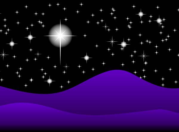 Night clipart. Sky free