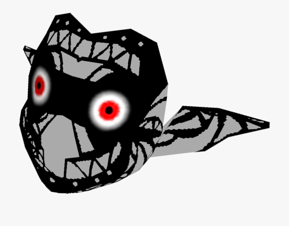 Mask majoras free cliparts. Night clipart all