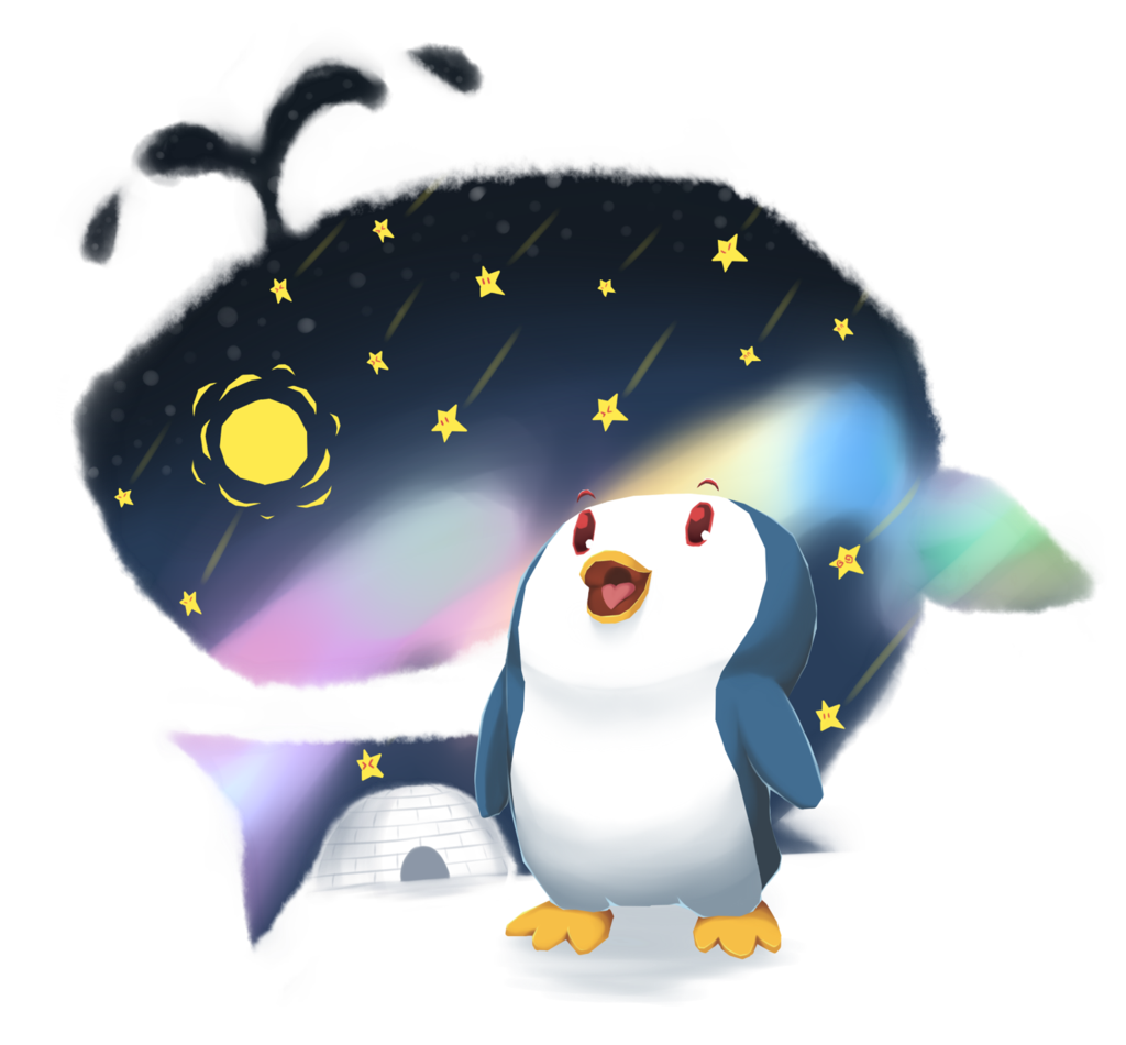 Star sparkling in the. Night clipart cold night