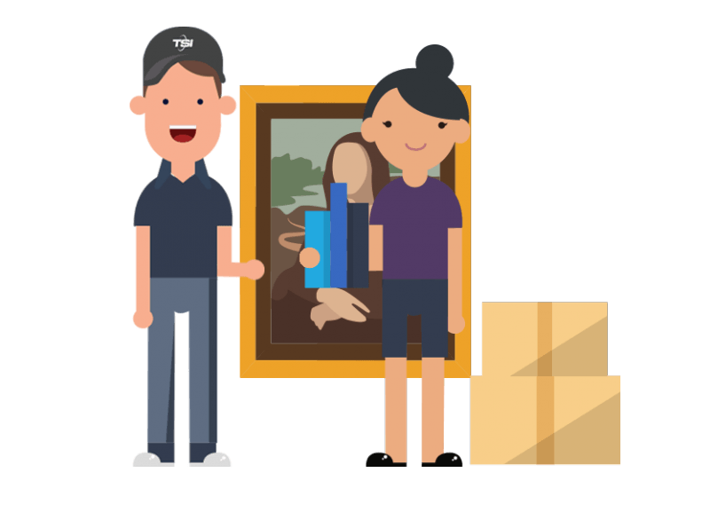 Shipping art paintings get. Professional clipart emergency service