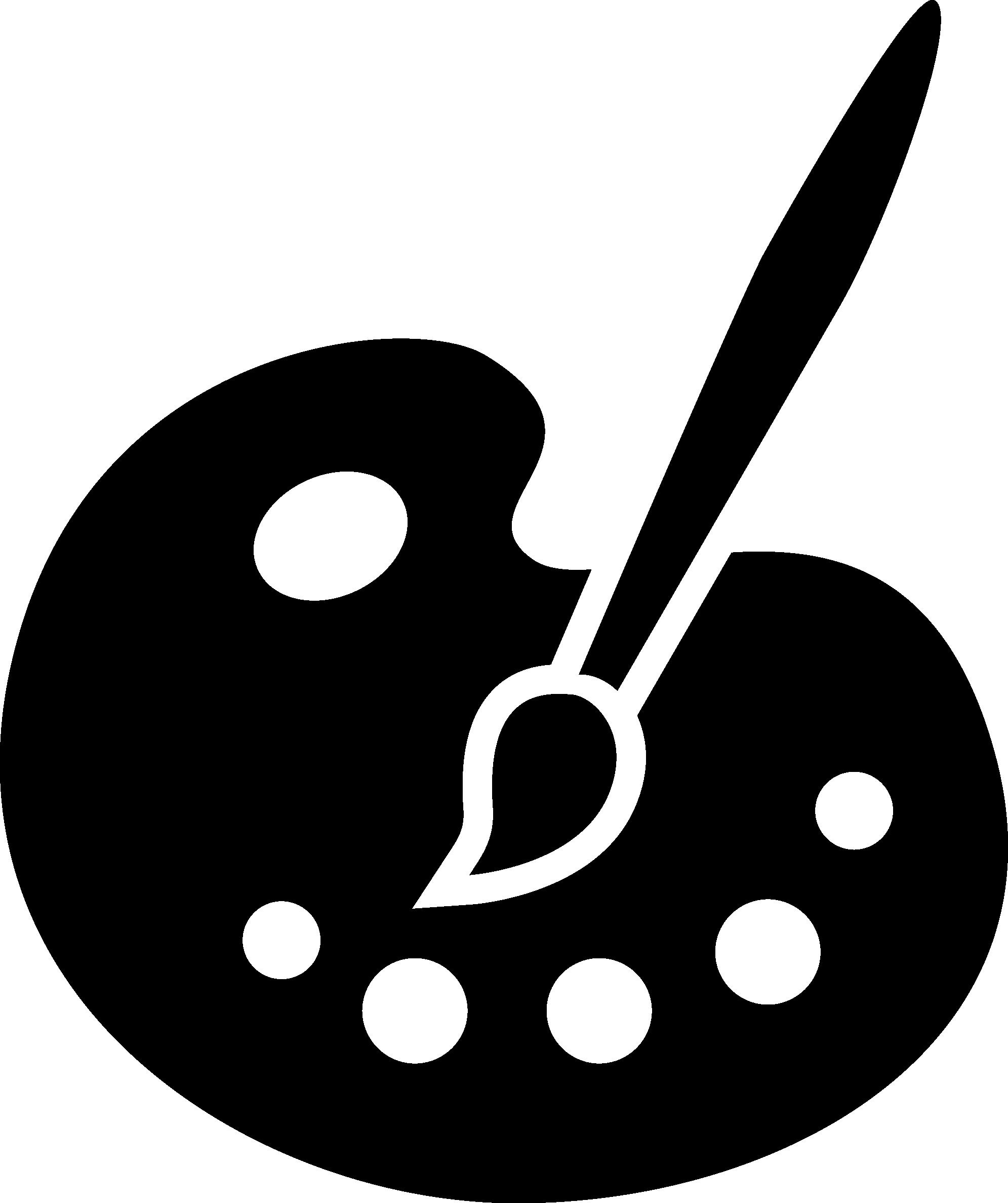Paintbrush clipart art symbol, Picture #1810730 paintbrush clipart art  symbol
