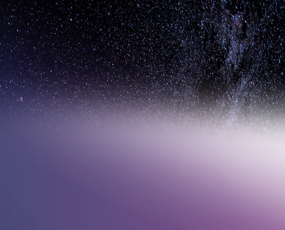Ftestickers background space star. Night clipart galaxy