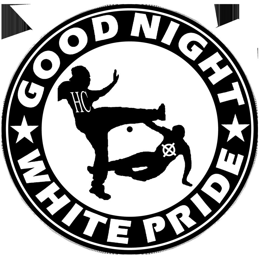 Night clipart good night. White pride slipmat order