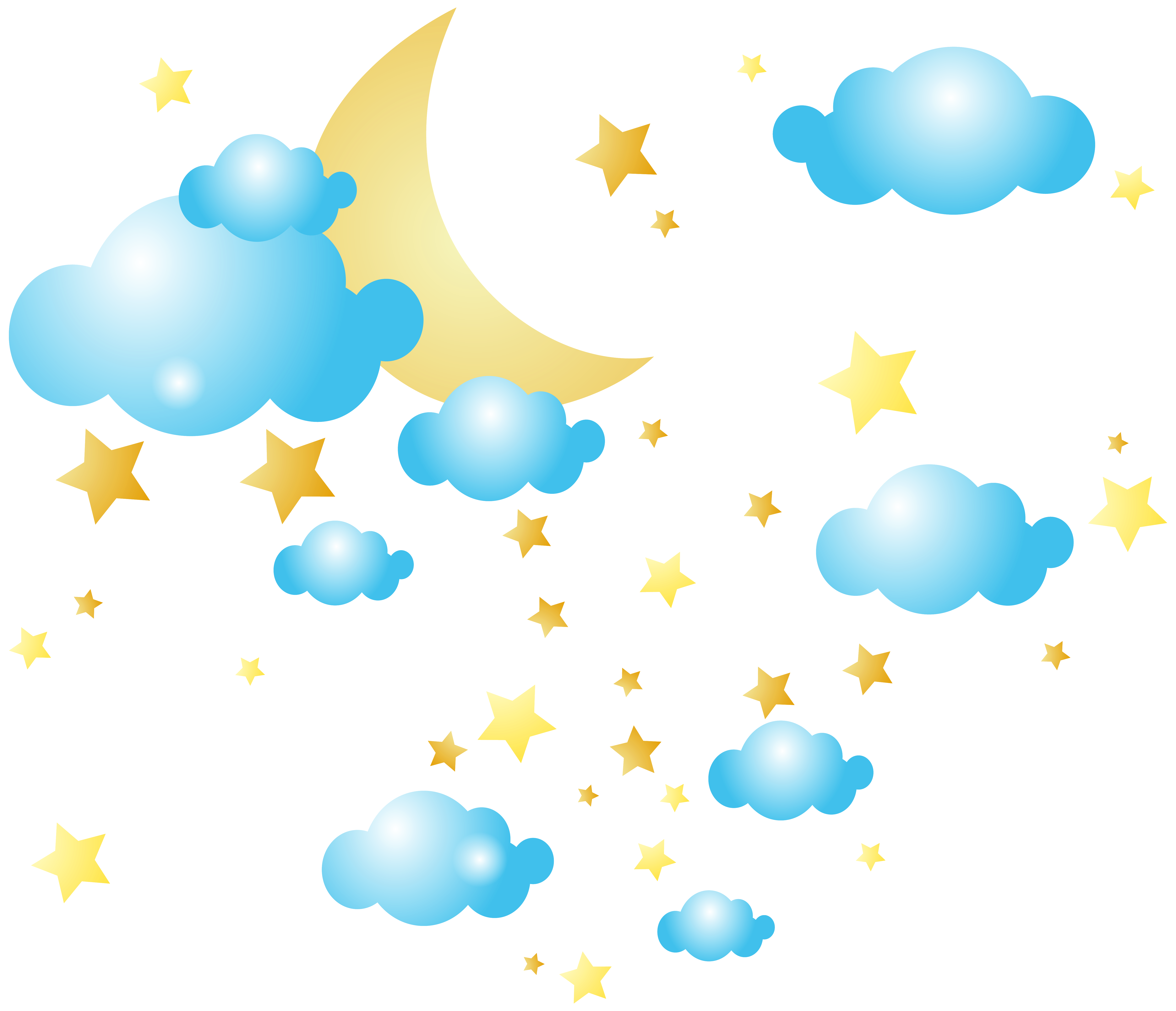 Images of moon and. Night clipart lunar