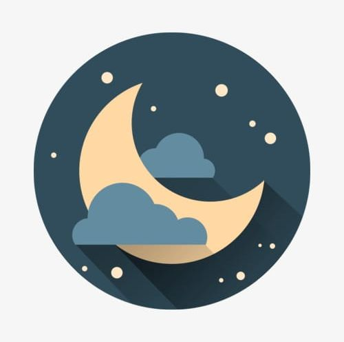 Night clipart lunar. Sky png august moon