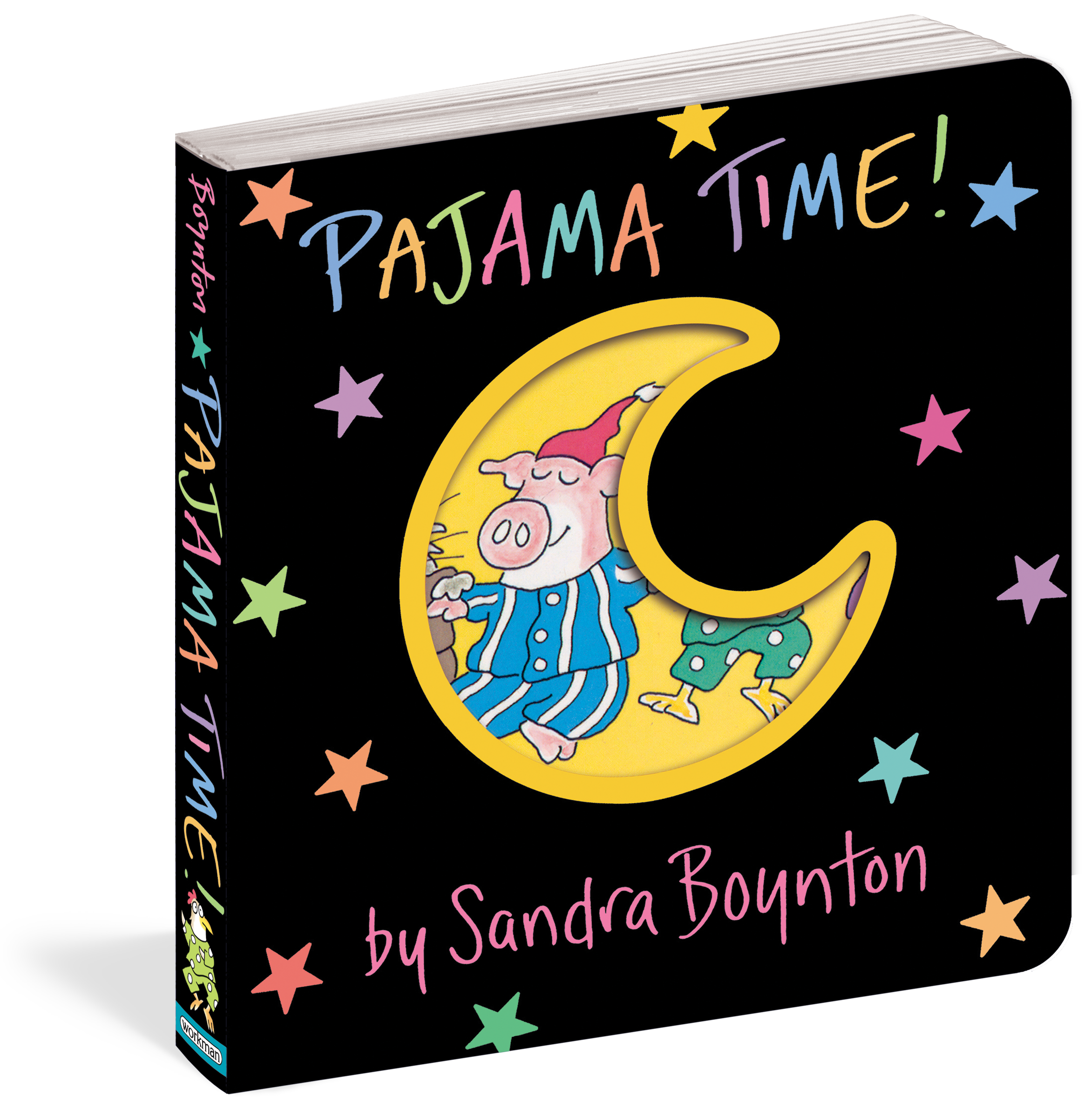 Workman publishing. Pajamas clipart pajama time