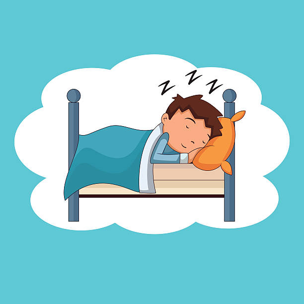 Home remedies for a. Night clipart proper sleep