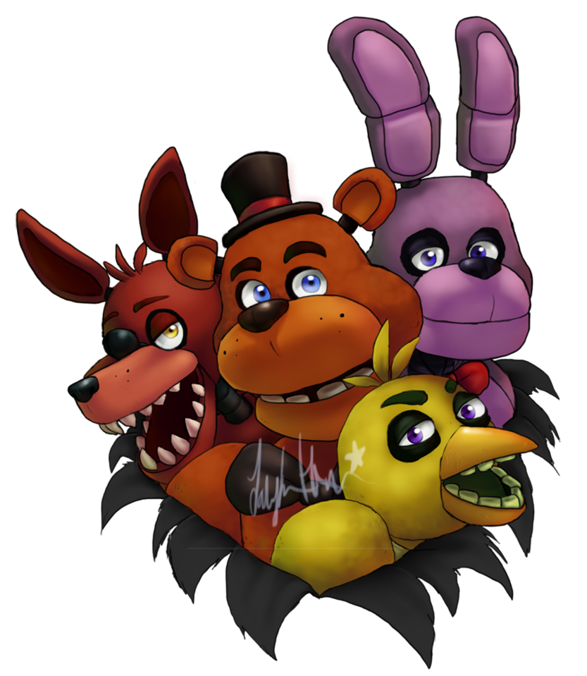 Five nights at freddy. Night clipart scary night