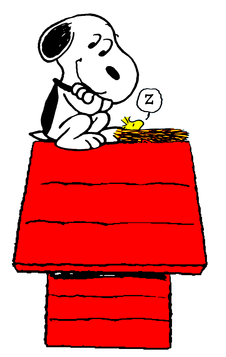 Night clipart snoopy. Pin by eileen hynes