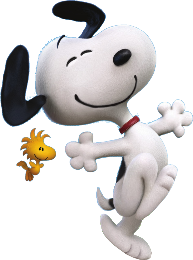 Night clipart snoopy. There will be no