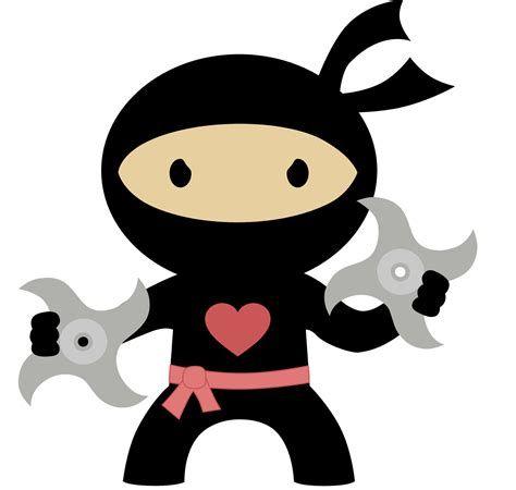 Ninja clipart. Kid luis daniel pinterest