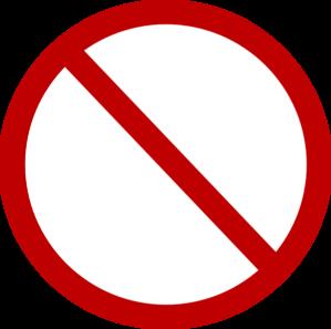 No clipart. Sign clip art at