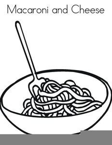 Noodle clipart black and white. Noodles free images at