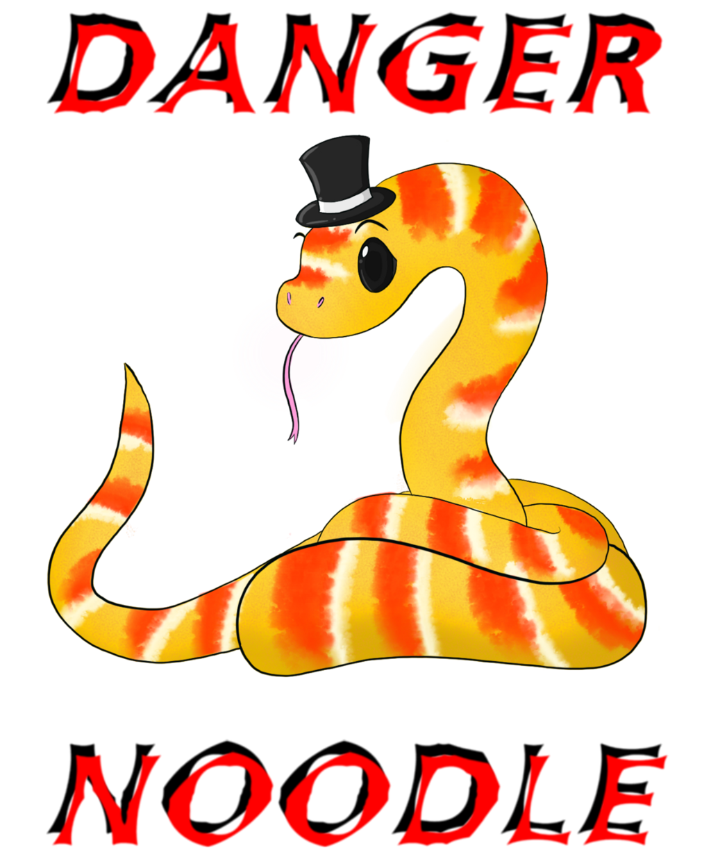 collection of danger. Noodle clipart cartoon