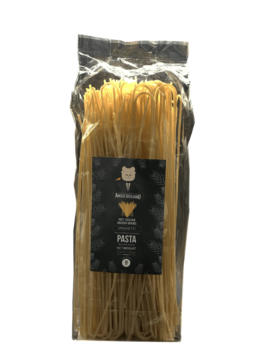 Noodle clipart linguine. Amico siciliano products artisanal