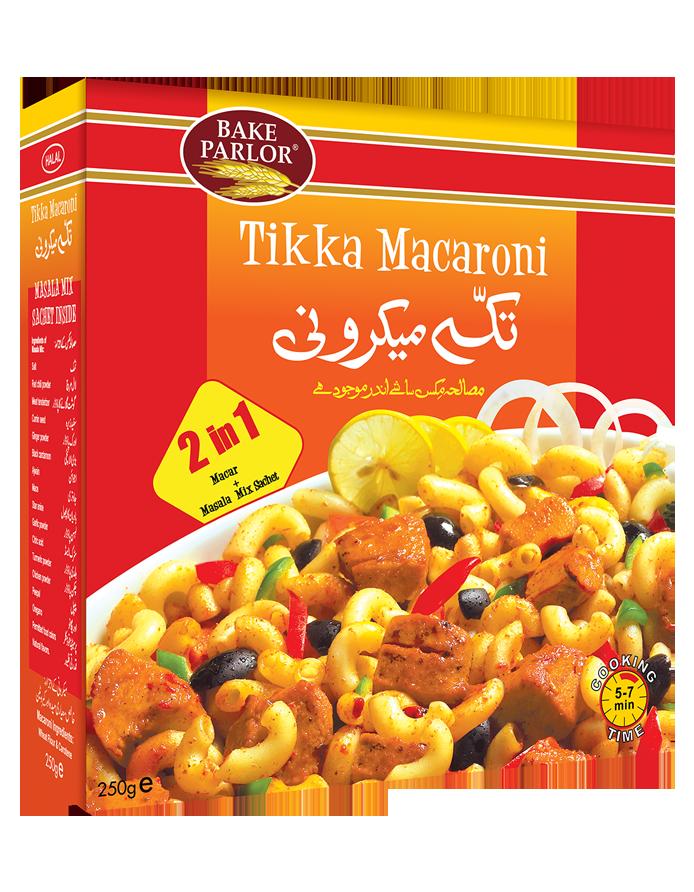 Noodles clipart macaroni. Tikka bake parlor