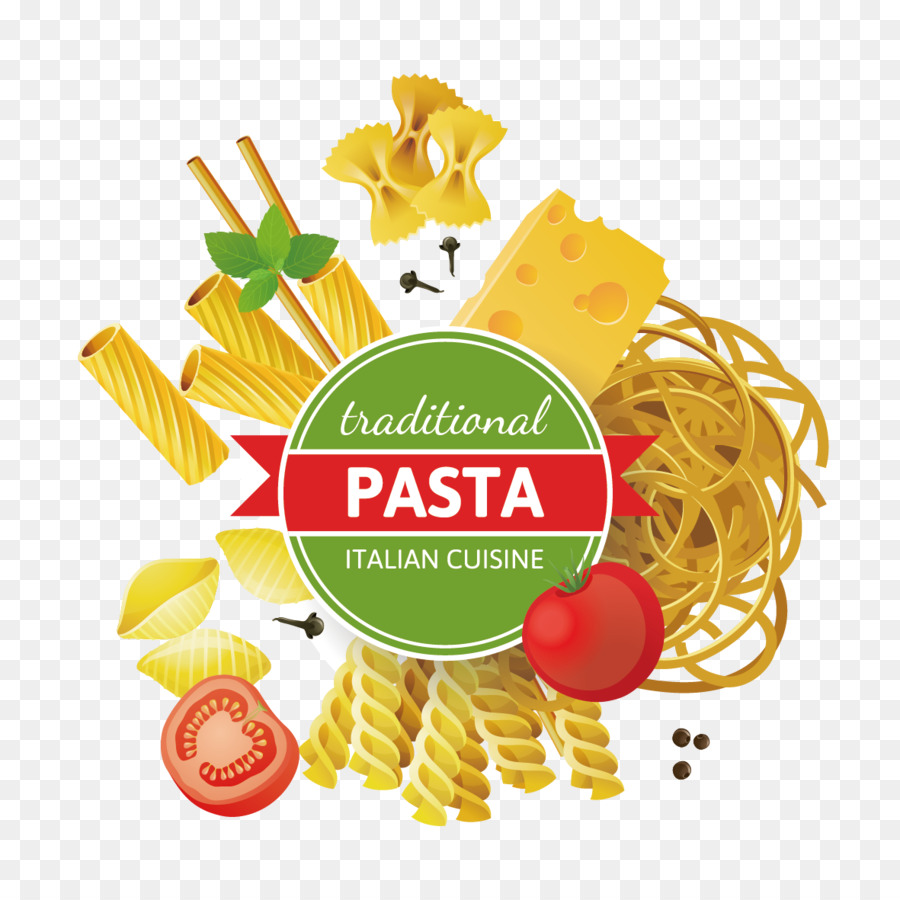 Noodles clipart pasta italy. Junk food cartoon png