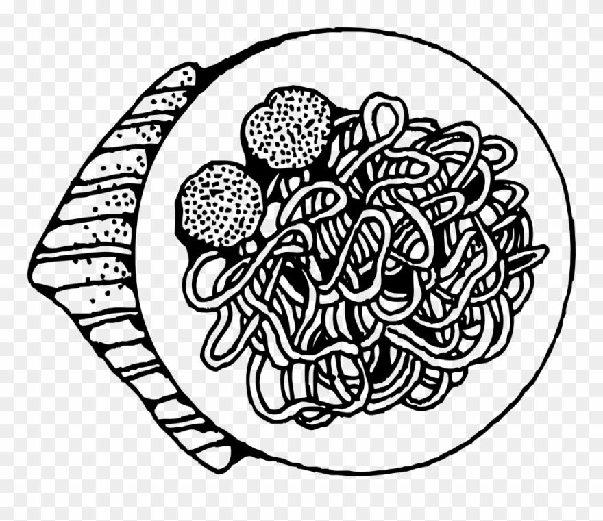Noodles clipart spaghetti noodle. Image for pasta clip