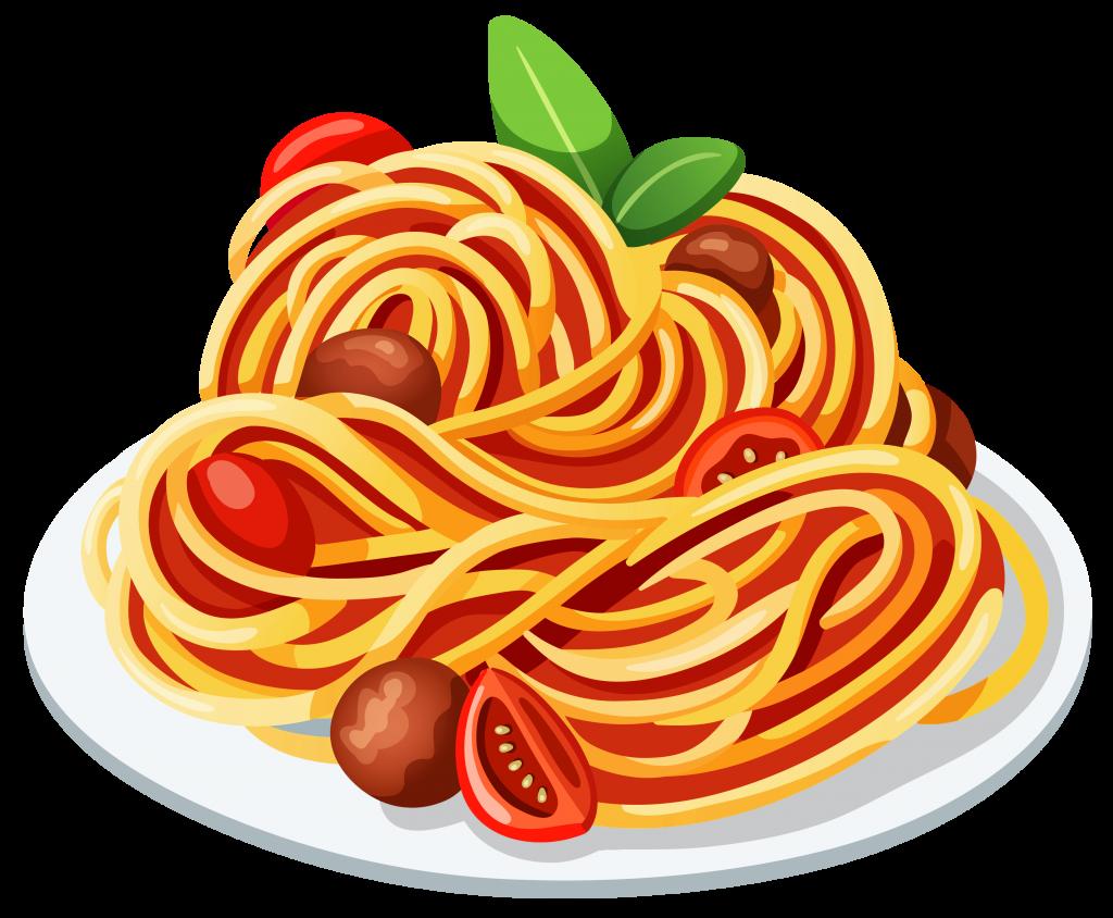 Pasta frames illustrations hd. Noodles clipart cute