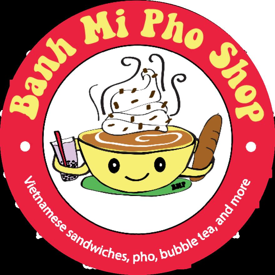 Menu banh mi shop. Noodles clipart pho vietnamese